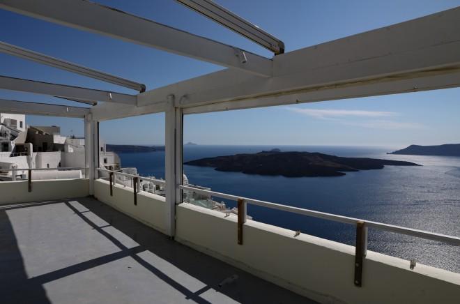 Θέα από την Καλντέρα- φωτογραφία ΙΝΤΙΜΕ