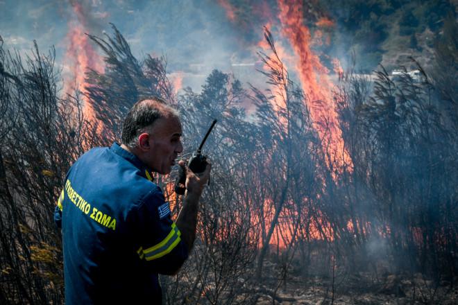 φωτιά Βαρνάβα