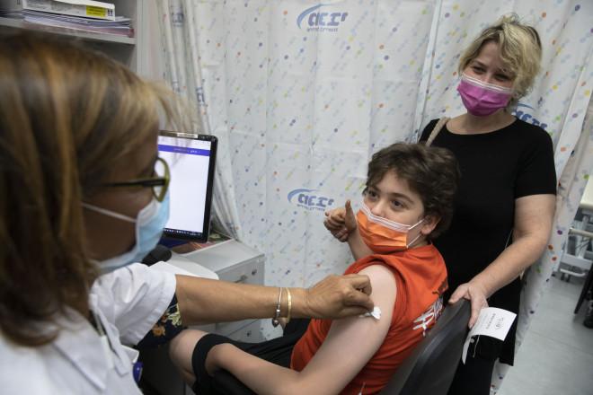 εμβολιασμός παιδιών Ισραήλ