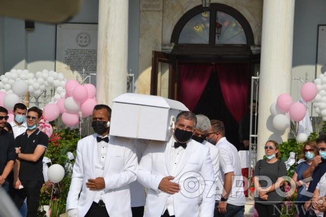 Μικρή Αναστασία κηδεία