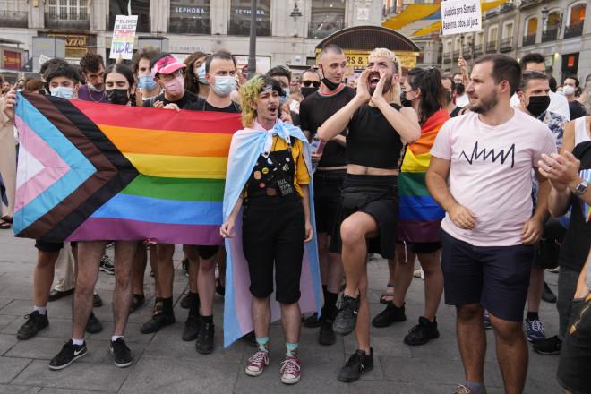 δολοφονία ομοφυλόφυλου Ισπανία