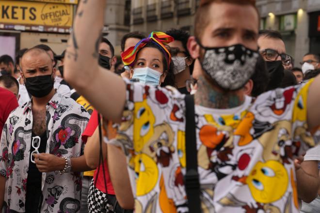 διαδηλώσεις Ισπανία