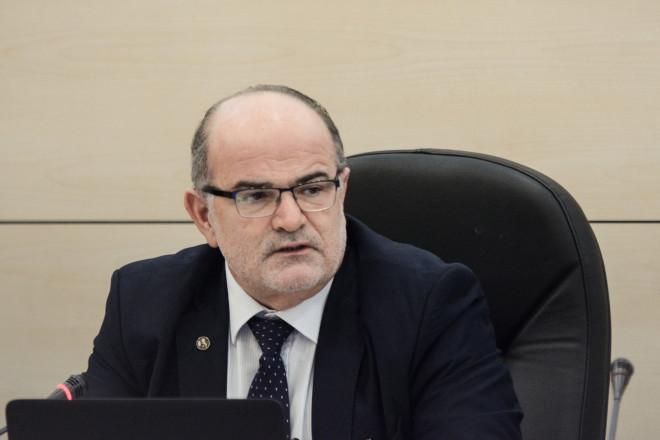 Ο Γιώργος Καββαθάς, πρόεδρος της Π.Ο.Ε.Σ.Ε