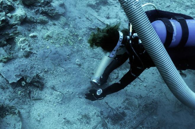 Κύθηρα: υποβρύχια αρχαιολογική ανασκαφή στο ναυάγιο «Μέντωρ»
