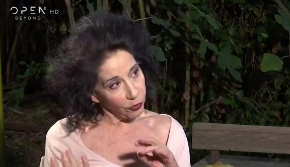 Η Μίνα Αδαμάκη είναι 76 ετών