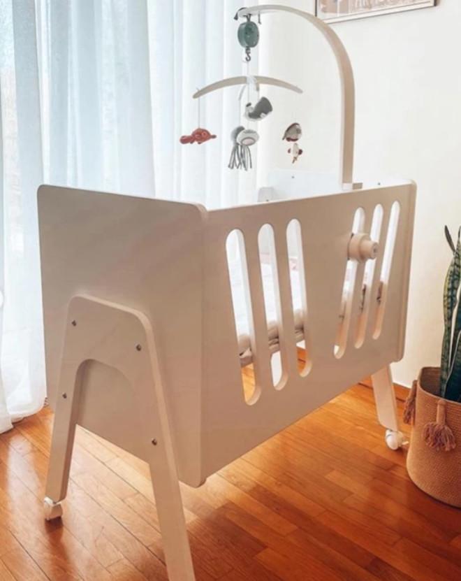 η ναντια μπουλέ γέννησε και έδειξε και το παιδικό δωμάτιο της κόρης της που είναι πανέμορφο