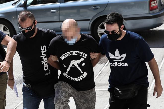 Ο 39χρονος αστυνομικός έχει προφυλακιστεί - φωτογραφία Eurokinissi