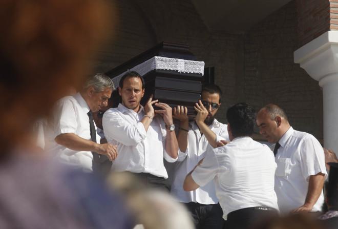 Η κηδεία του Σωκράτη Γκιόλια