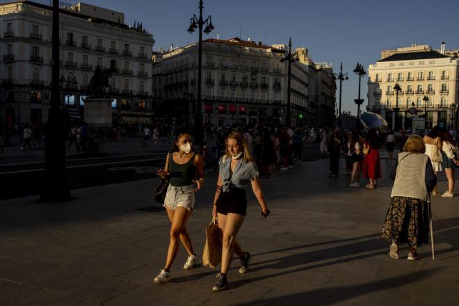 Τουρισμός στην Ισπανία υπό τον φόβο της μετάλλαξης Δέλτα- φωτογραφία ΑΡ
