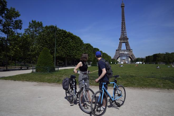 Η Γαλλία έχει επιβεβαιώσει τα περισσότερα κρούσματα σε όλη την Ευρώπη, μέχρι σήμερα- φωτογραφία ΑΡ
