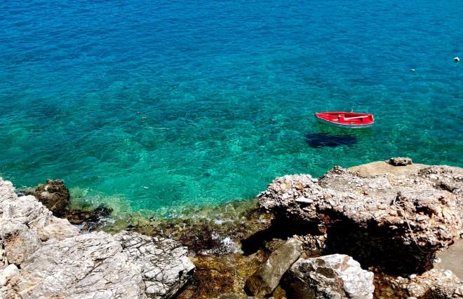 Παραλία Άγιος Νικόλαος στη Φολέγανδρο- φωτογραφία από unsplash