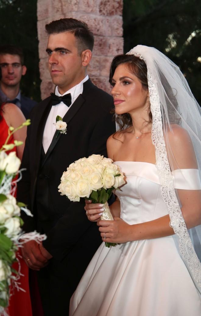Ναταλία Δήμου και Αλέξανδρος Φούκης παντρεύτηκαν τον Αύγουστο του 2020