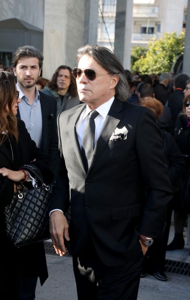 Ο Ηλίας Ψινάκης αποκάλυψε όσα του είχε πει ο Τόλης Βοσκόπουλος  για την κηδεία του/ φωτογραφία NDP