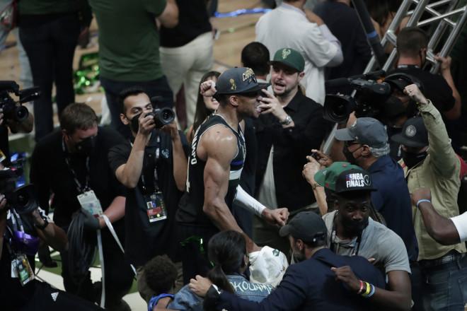 Αντετοκούνμπο NBA
