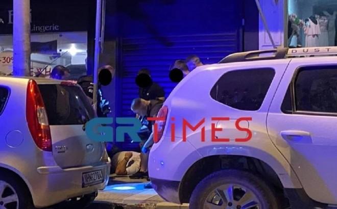 Θεσσαλονίκη πυροβολισμοί