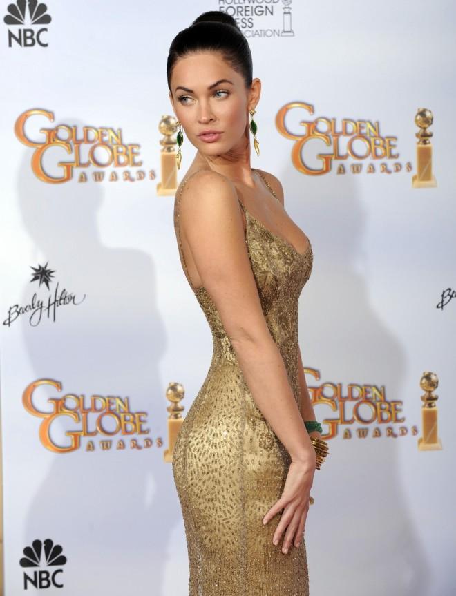 Megan Fox Χρυσές Σφαίρες