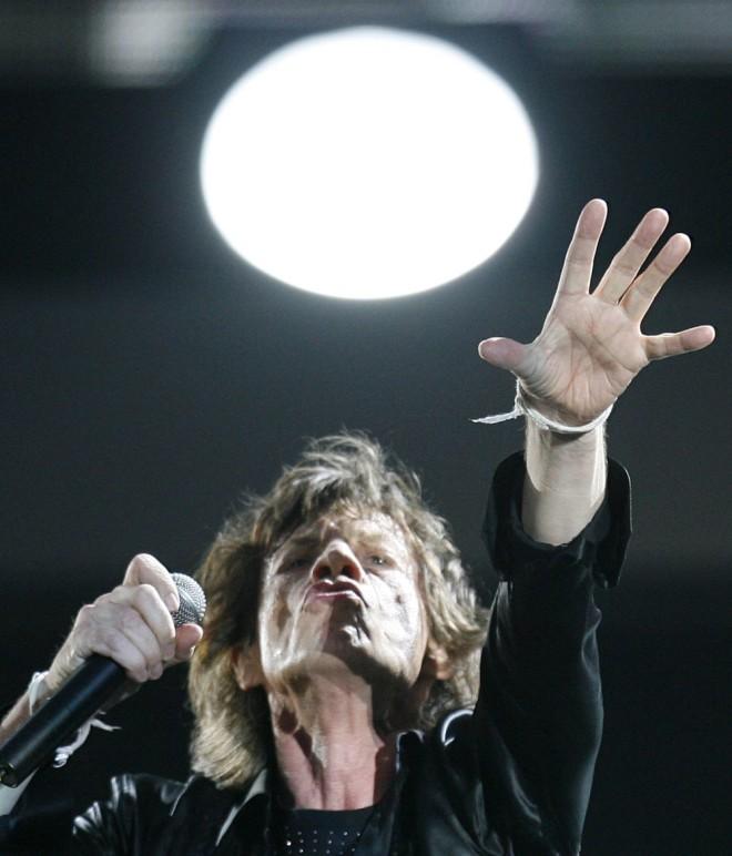 Rolling Stones Rome