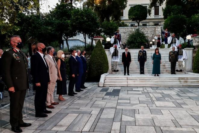 Προεδρικό Μέγαρο Γιορτή Δημοκρατίας