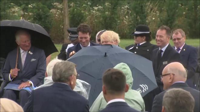 Τζόνσον ομπρέλα