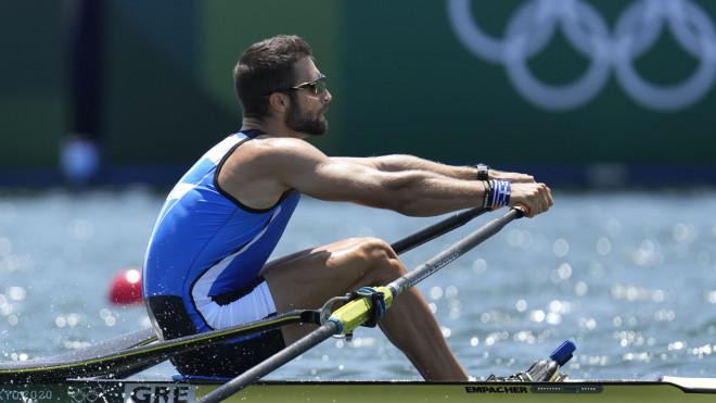 Στέφανος Ντούσκος Ολυμπιακοί Αγώνες