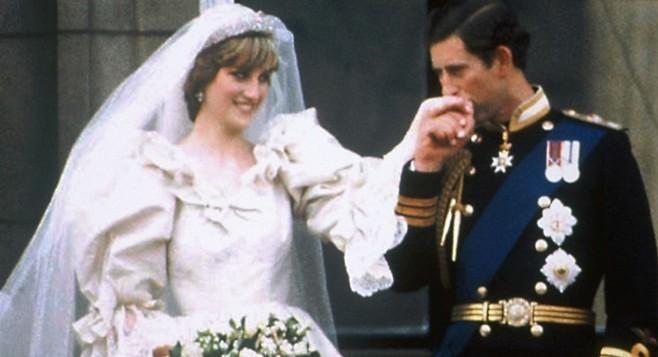 Κάρολος Νταϊάνα γάμος