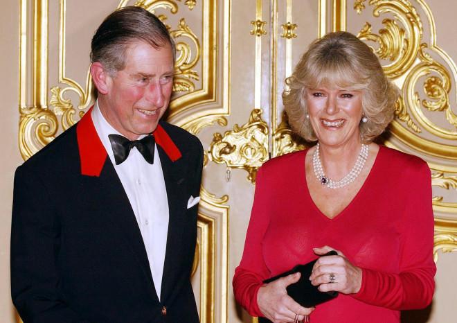 Mεγάλος ο έρωτας του Πρίγκιπα Καρόλου με την Καμίλα
