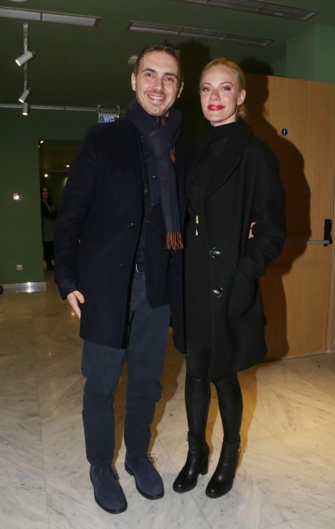 Μιχάλης και Ζέτα ήταν 10 χρόνια μαζί/ φωτογραφία NDP
