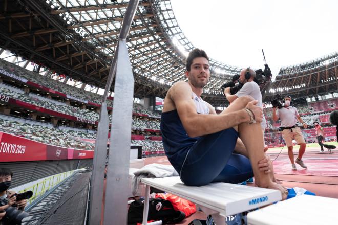 Τεντόγλου χρυσός ολυμπιονίκης