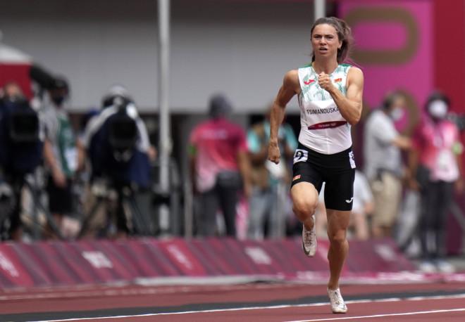 Oλυμπιακοί Αγώνες: Το σπριντ τηςΚριστίνα Τσιμανούσκαϊα στις 30/7/21 στο Τόκιο
