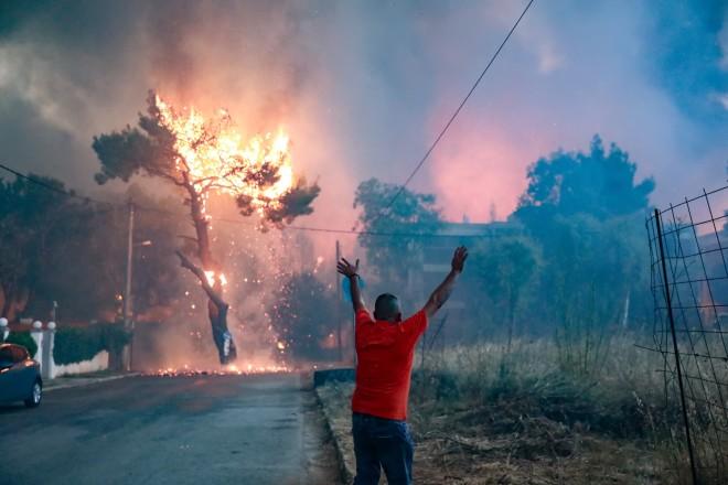 κάτοικος φωτιά Βρυμπόμπη