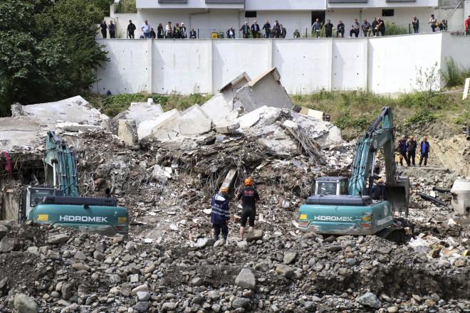 Τουρκία: Τουλάχιστον 44 οι νεκροί από τις σαρωτικές πλημμύρες