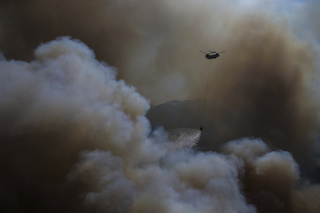 Tουρκία φωτιές