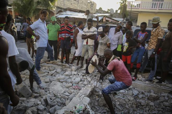 Αϊτή εγκέλαδος