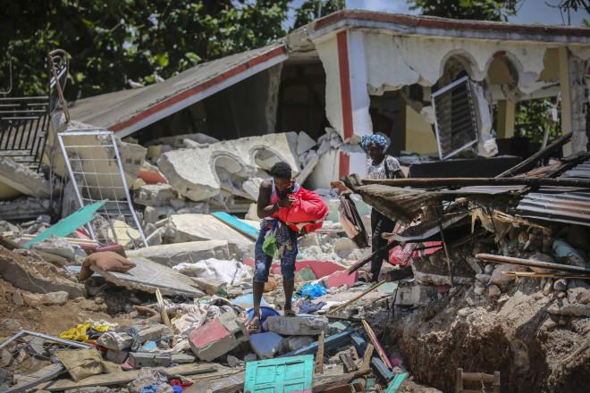 Αϊτή νεκροί