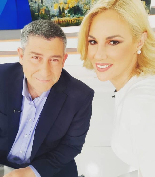 Άκης Παυλόπουλος Ντόρα Κουτροκόη