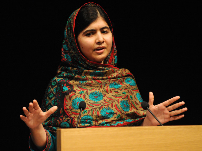 Μαλάλα Γιουσαφζάι Ταλιμπάν