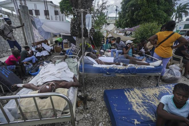 Αϊτή 1.419 νεκροί από τον φονικό σεισμό-Μεγάλες υλικές ζημιές