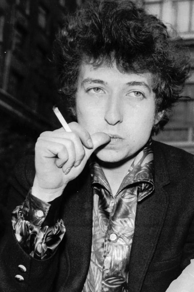 Bob Dylan Λονδίνο