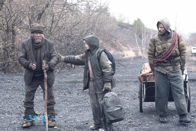 Α' προβολή για την  ταινία ''Ο Δρόμος'' μέσα από τη συχνότητα του Star