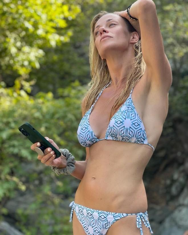 Η Ζέτα Μακρυπούλια έχει το τέλειο Summer body