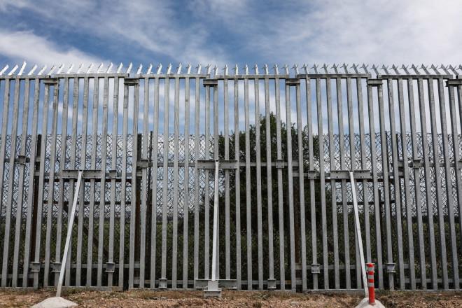 φράχτης στον Έβρο
