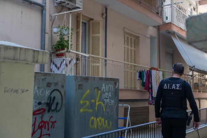 δολοφονία γυναίκας στη Θεσσαλονίκη