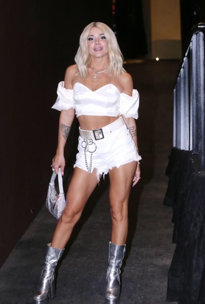 josephine wendel σώμα γυμναστική κιλά