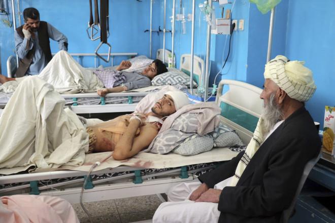 Αφγανιστάν επίθεση Καμπούλ