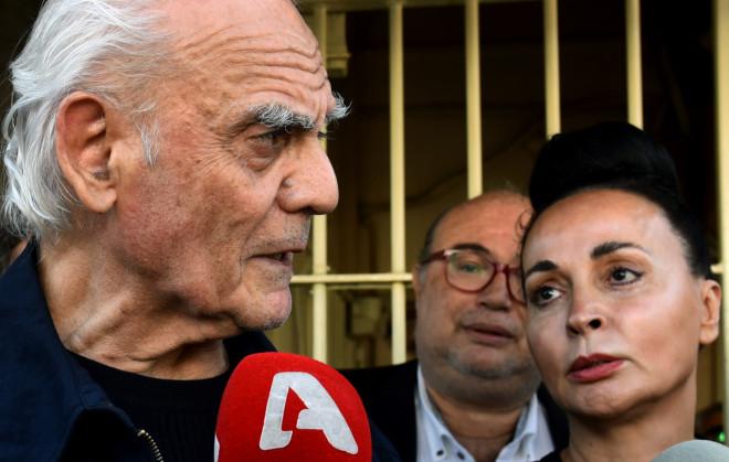 Άκης Τσοχατζόπουλος Βίκυ Σταμάτη