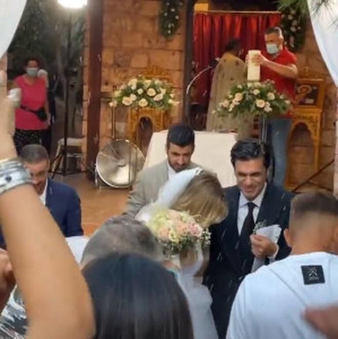 μυρωνας στρατης κατερινα ζαπαρδα γαμος