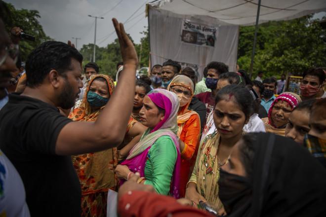 βιασμός και δολοφονία 9χρονης Ινδία