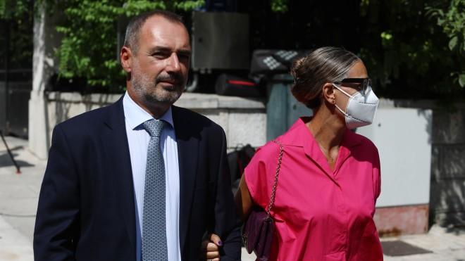 Ο νέοςυφυπουργόςΕξωτερικών, αρμόδιος για τα θέματα απόδημου ελληνισμού, οΑνδρέας Κατσανιώτης- ΙΝΤΙΜΕ