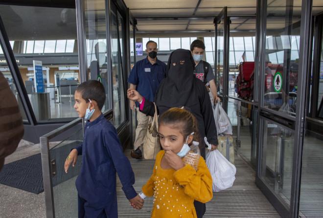 Αφγανιστάν μετανάστες