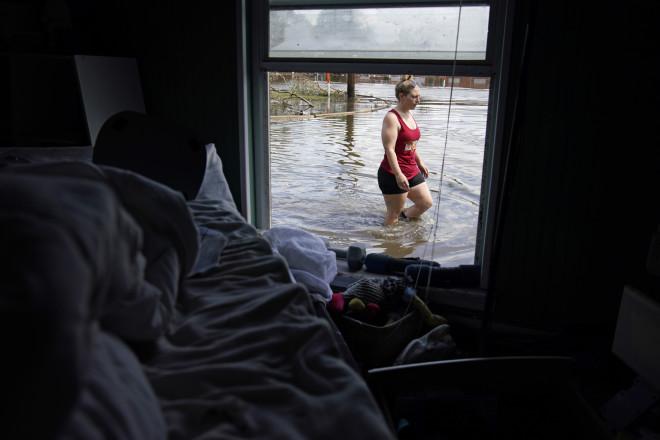τυφώνας Νέα Υόρκη